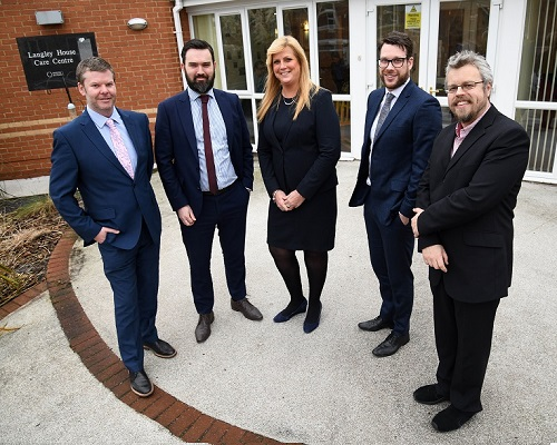 Tilly Bailey & Irvine Assist Professionals County Durham Care Home Acquisition