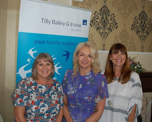 Tilly Bailey & Irvine Afternoon Tea Raises £4,500 For Local Hospice