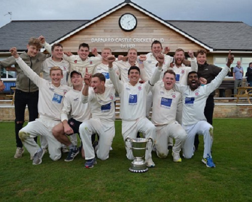 TBI Law Firm Continues Partnership With Barnard Castle Cricket Club