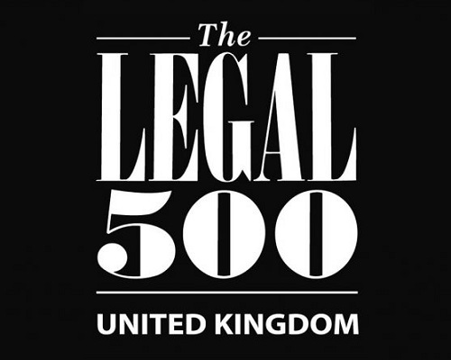 Tilly Bailey & Irvine Solicitors Recognised In Legal 500 Rankings