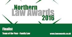Northern Law Awards - Family Law Finalists 2016